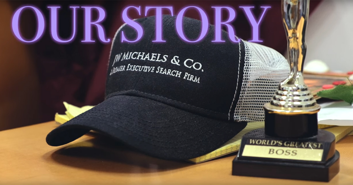 Our Story: JW Michaels & Co.