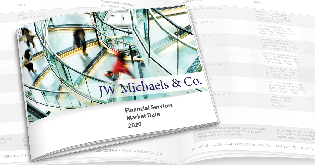 2020 Financial Services Market Report
